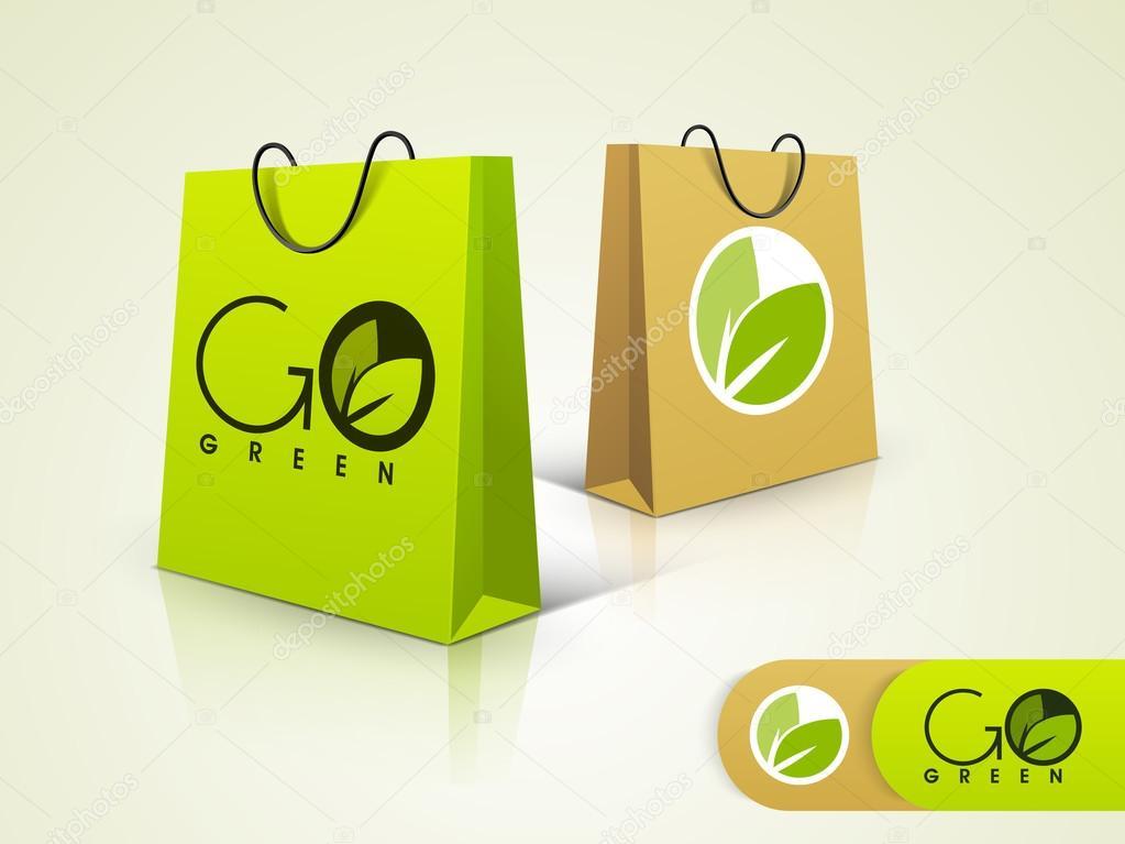 Nature background, eco friendly concept.