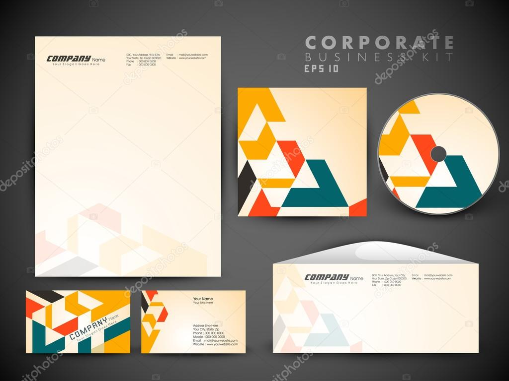 Pocket Business Card Design