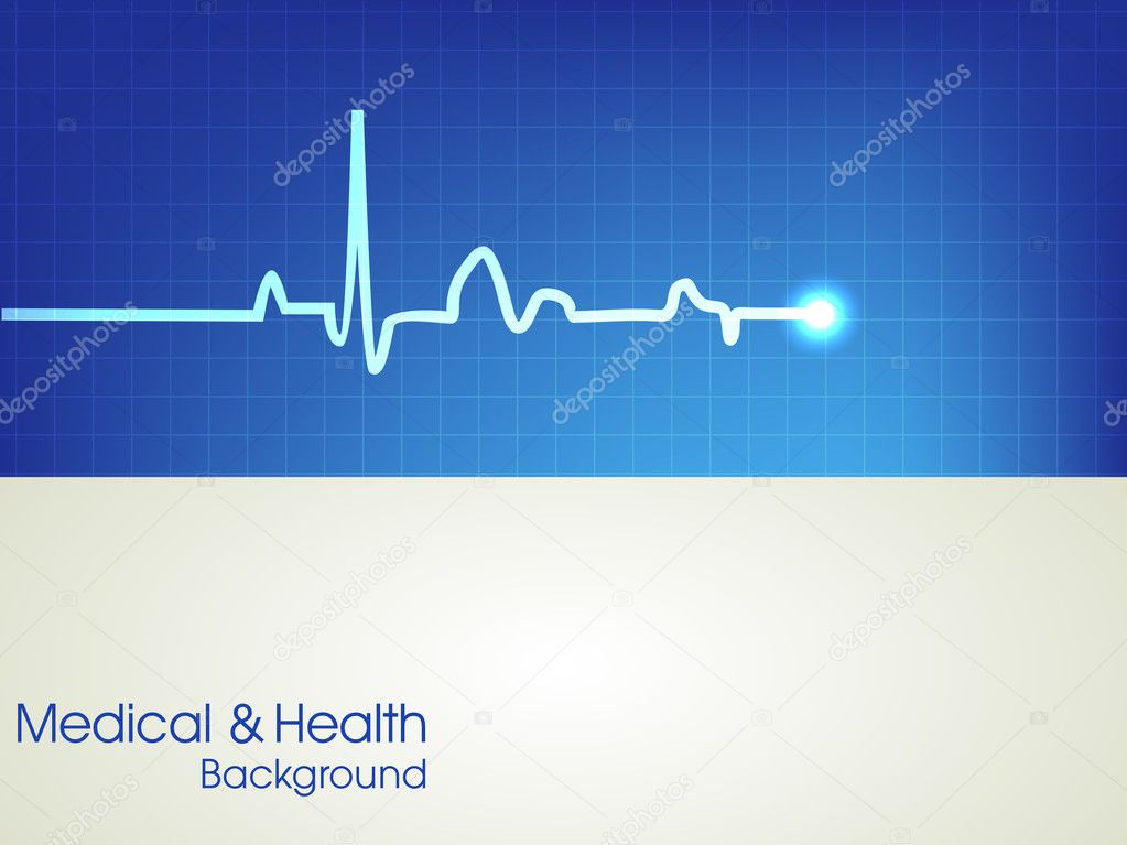 Abstract health and Medical background.