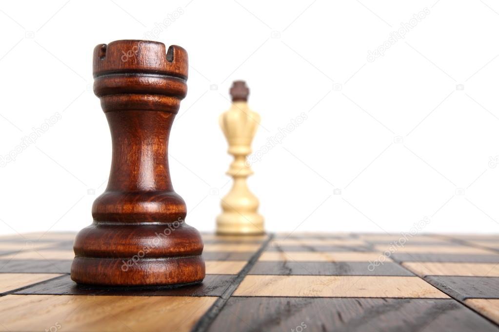 фото шахматной ладьи без доски позволяет