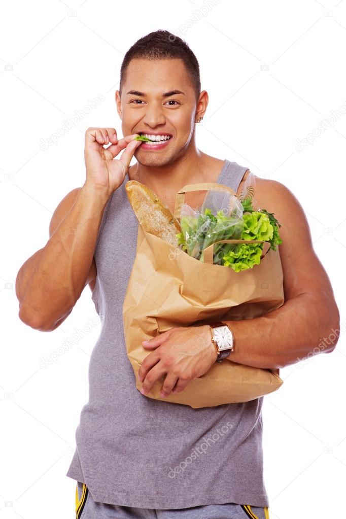 Салат для сексуальности мужчин