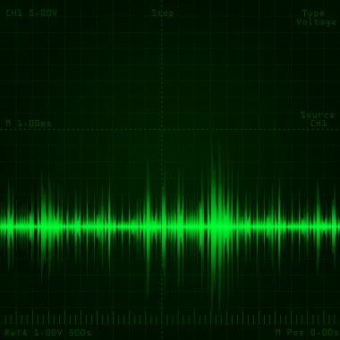 sound wave signal