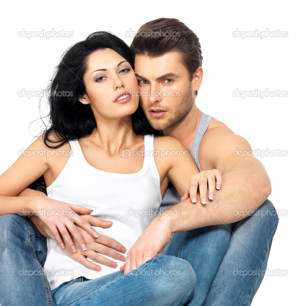 Beautiful Sexy Couple In Love  Stock Photo  Valuavitaly 21943837-8091