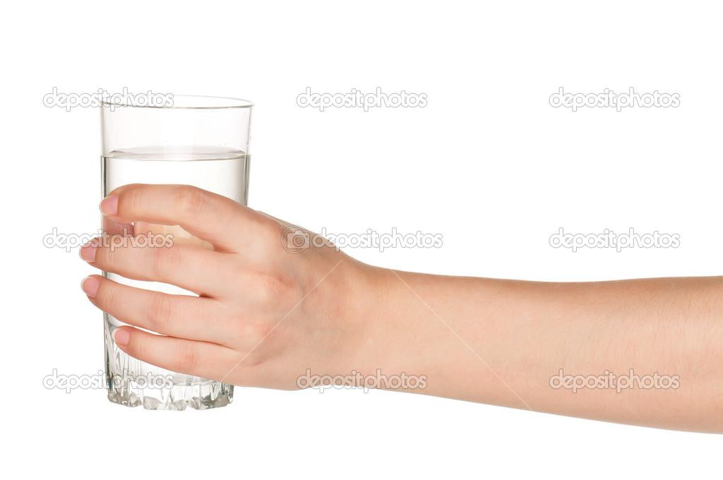 расцвете картинка пустой стакан в руке словцо нам