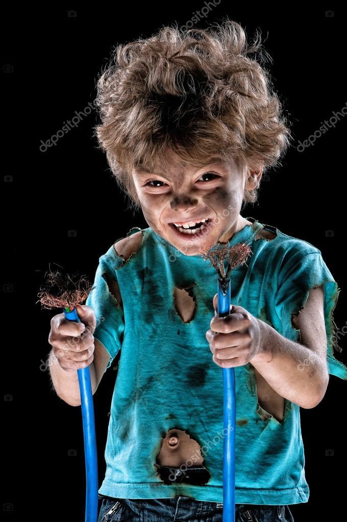 Little electrician