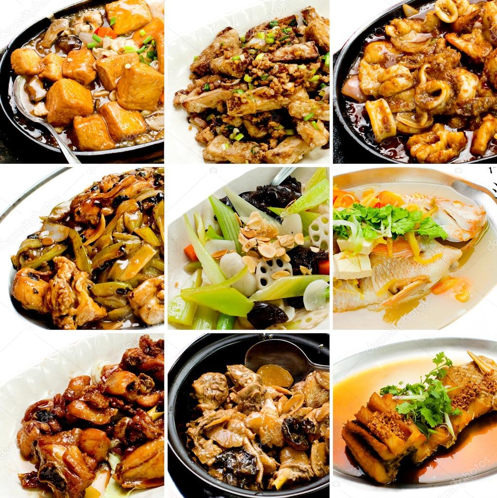 Collection chinese asian food stock photo tehcheesiong for Asian cuisine 08052