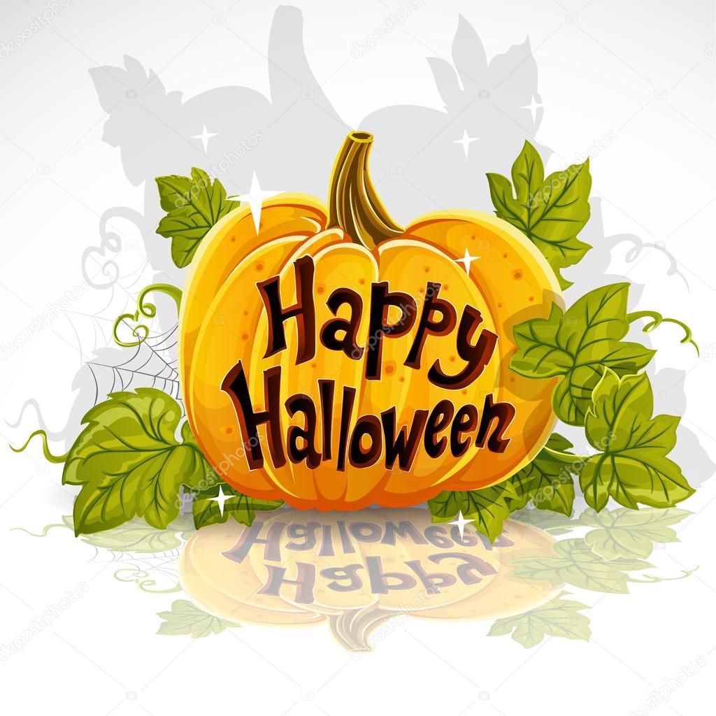 Joyeux Halloween découper bannière citrouille 40