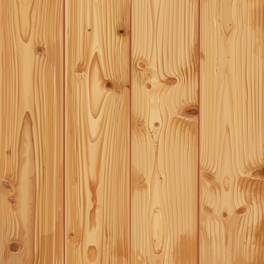 Realistic wood texture