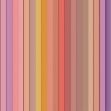 Seamless pattern of colored stripes