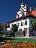 Fotografie Unique town hall in Levoca