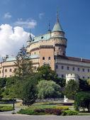 věže hradu bojnice, Slovensko