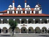 Fotografie unikátní radnice v Levoča, Slovensko