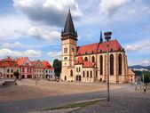 Fotografie Bazilika svatého egidius, bardejov, Slovensko
