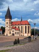 Fotografie Bazilika v bardejov město, unesco, Slovensko