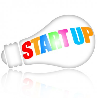 Start up business concept