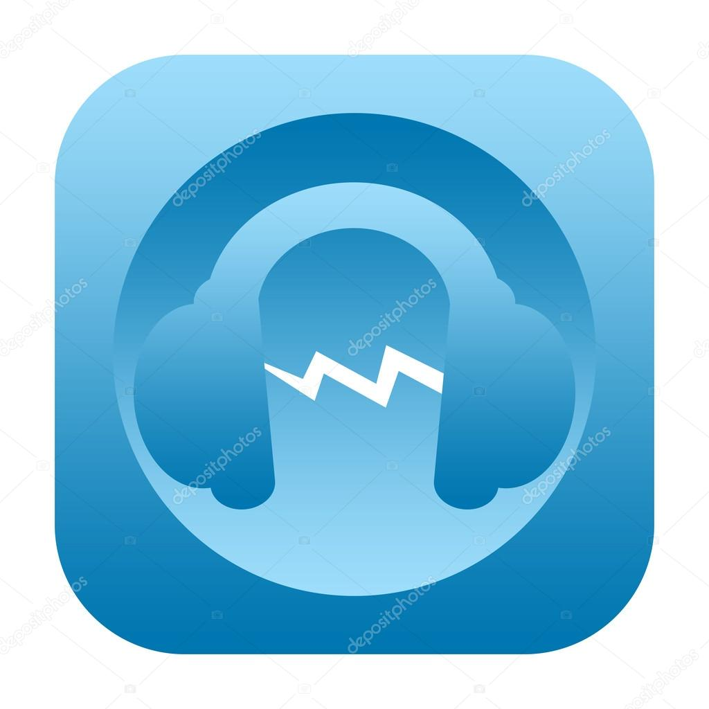 Loud Music Icon Stock Photo Skovoroda 35081607