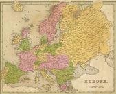 Fotografie Antique map of Europe