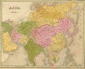 Fotografie Antique map of Asia
