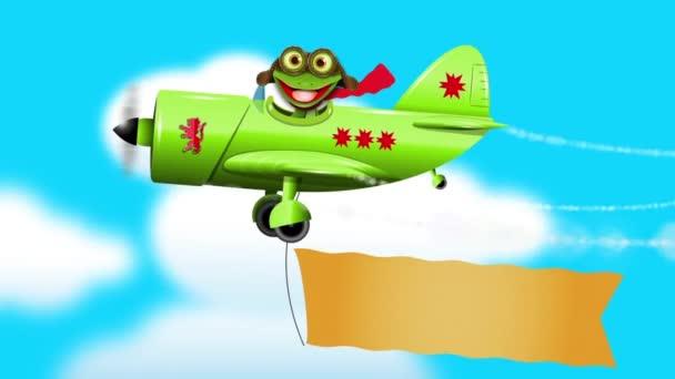 Frosch-pilot