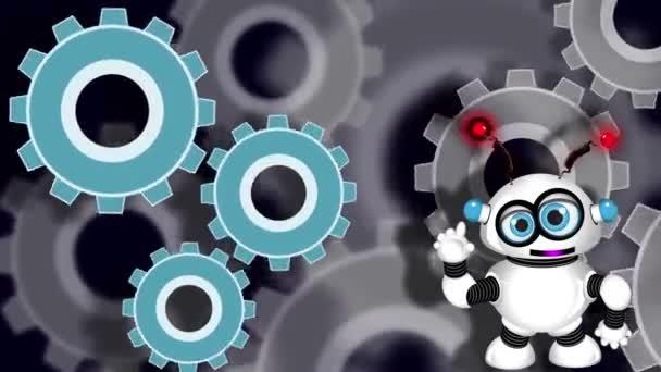 Veselá robot