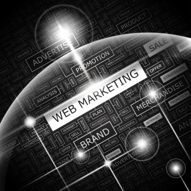WEB MARKETING.