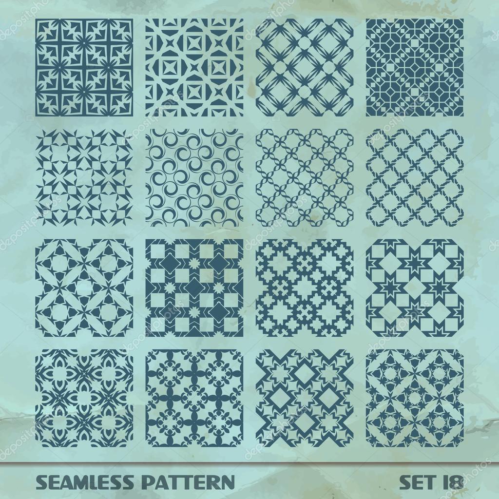 Seamless vintage pattern.