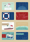 Marine Business Cards