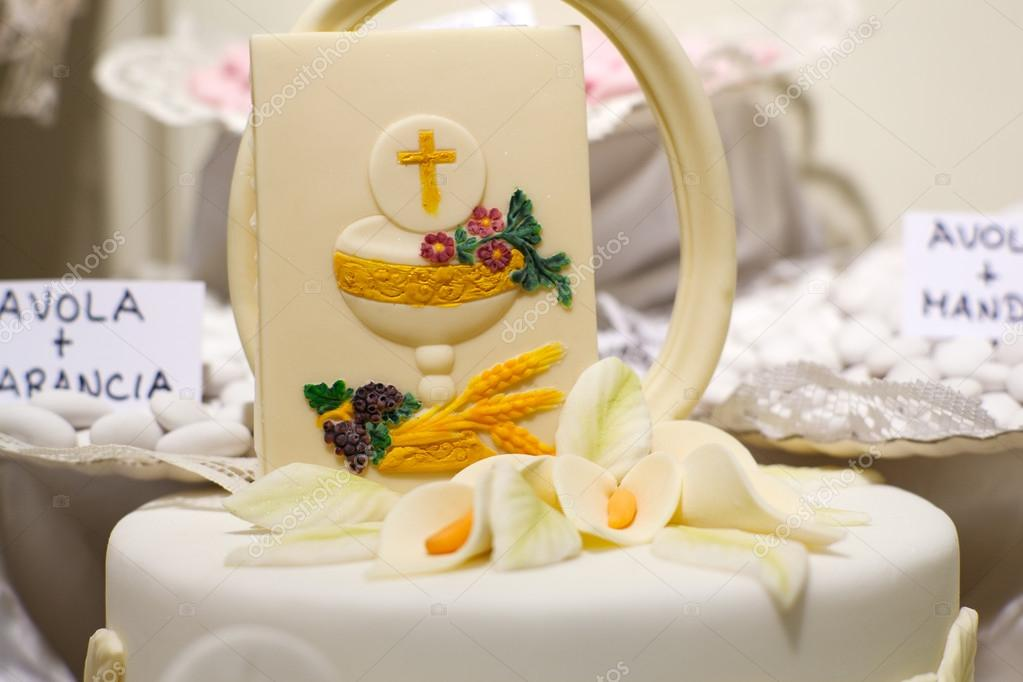 First Communion Table Decoration Ideas First Communion
