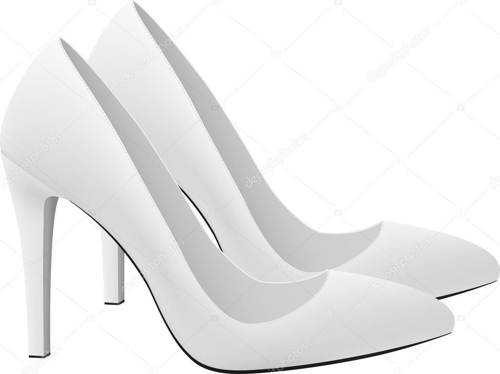 blank shoe template