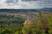 Fotografie toskanische Landschaft