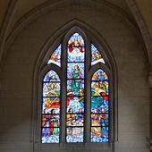 ólomüveg ablak