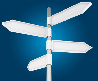 Four ways directions