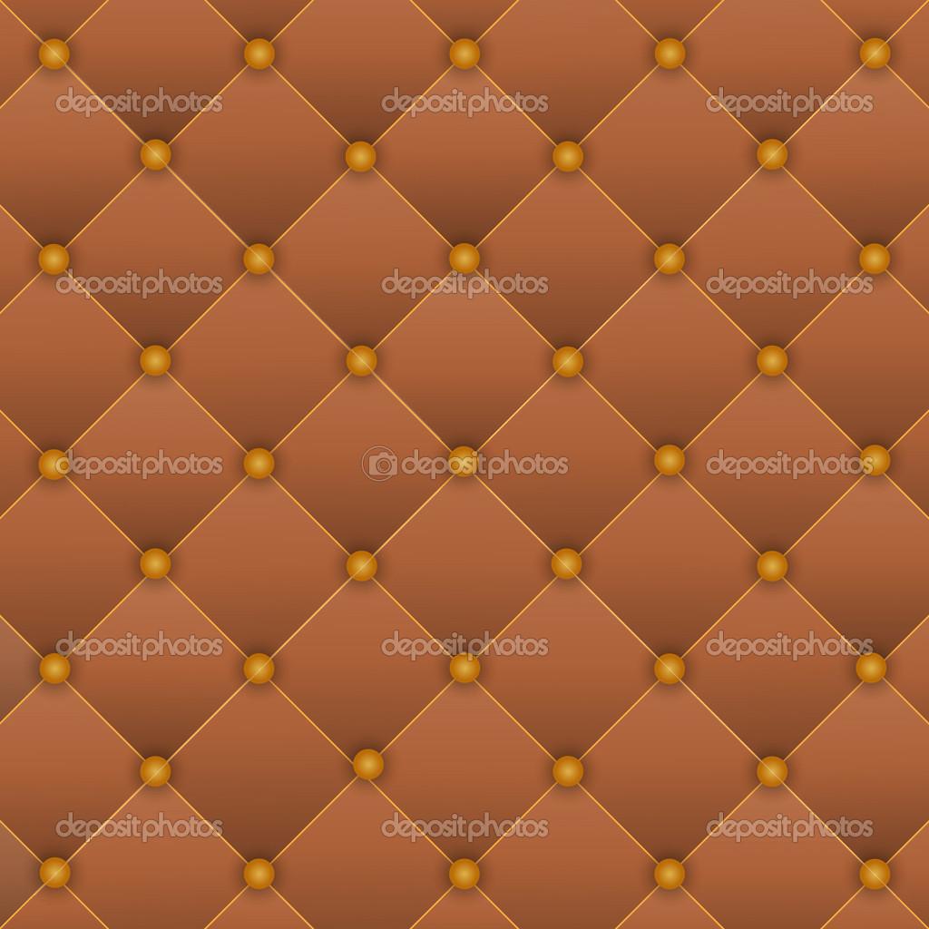 Capitonnage Porte concernant fond marron du capitonnage de porte — image vectorielle galina2703