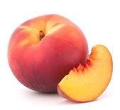 Zralé ovoce broskev