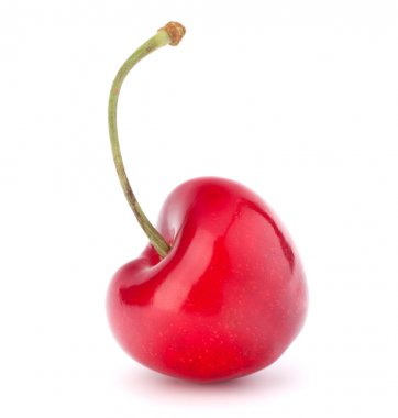 Heart shaped cherry berry