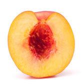 Nektarinky ovoce polovina