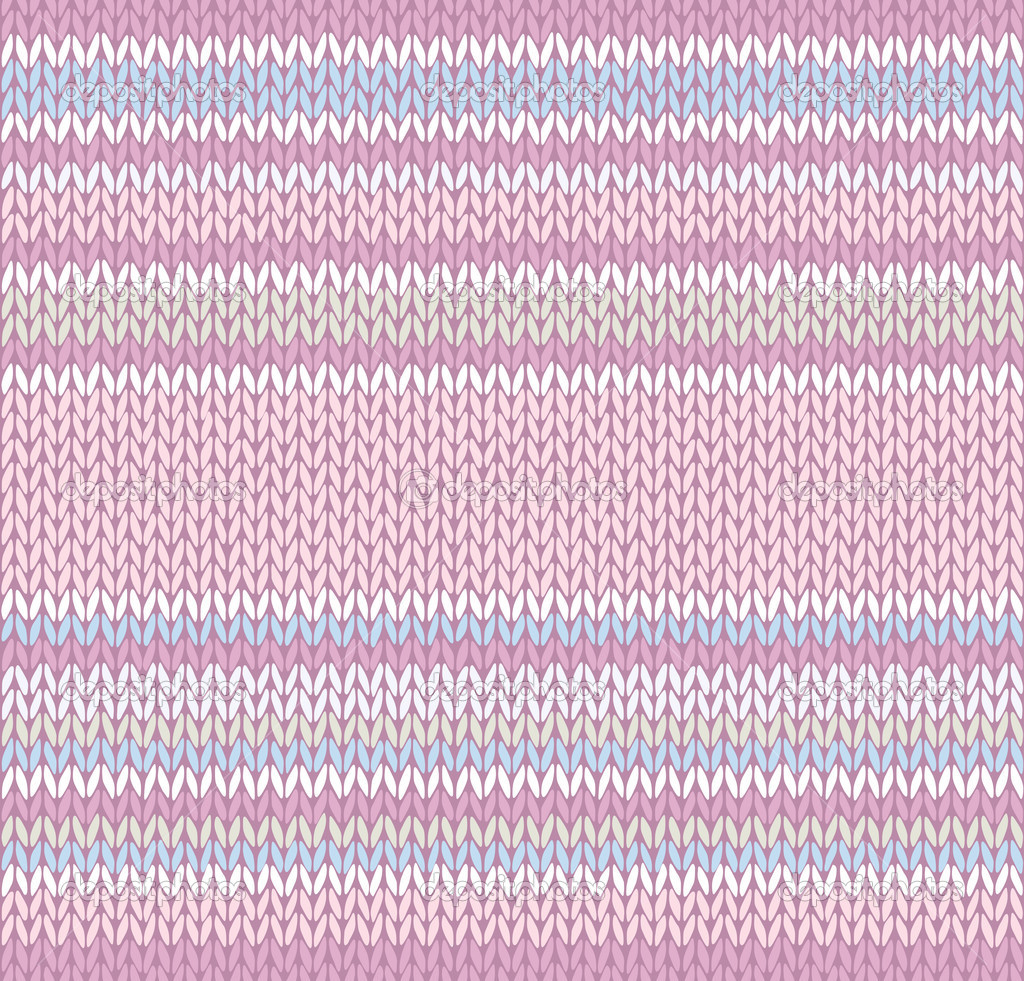 Patterns For Knit Fabric : Seamless Pattern. Knit Texture. Fabric Color Tracery Background   Stock Vecto...