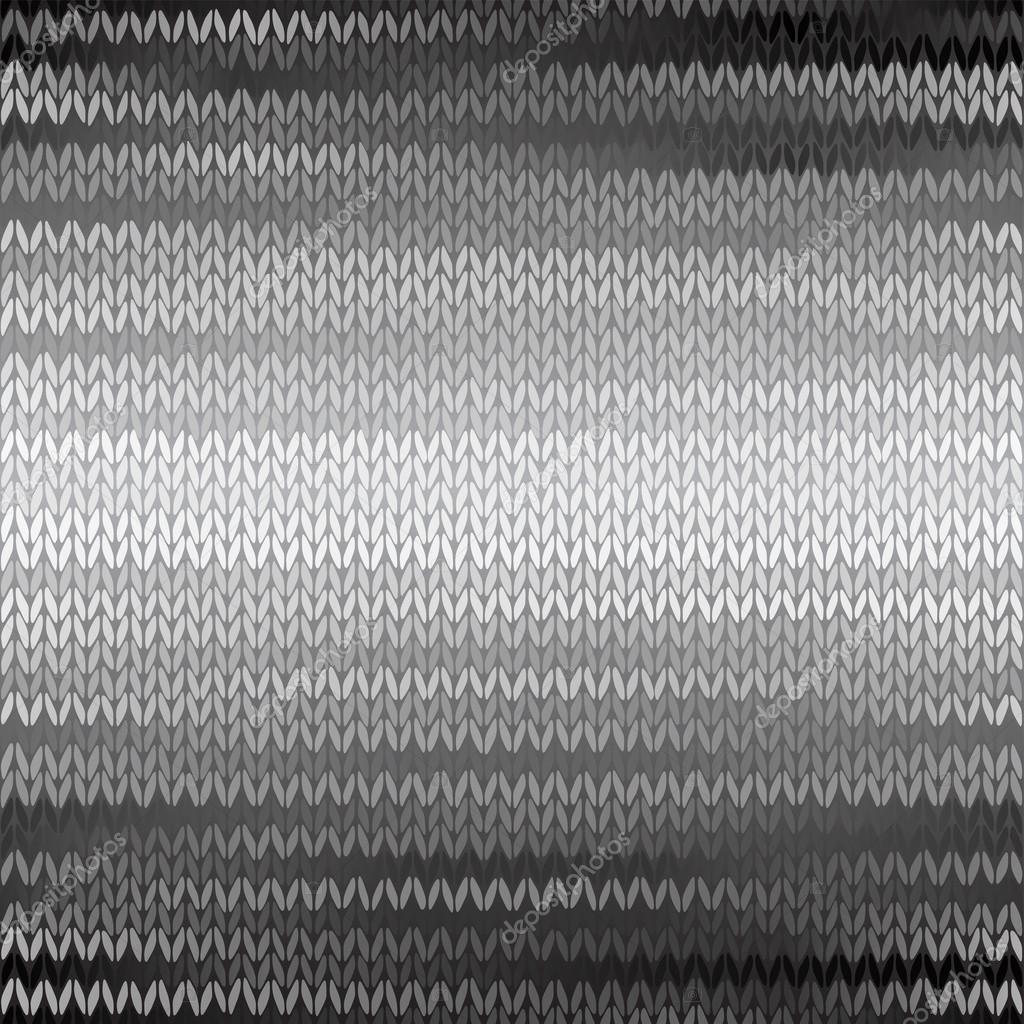 patrón del estilo melange tejidos sin costuras. View color blanco y ...