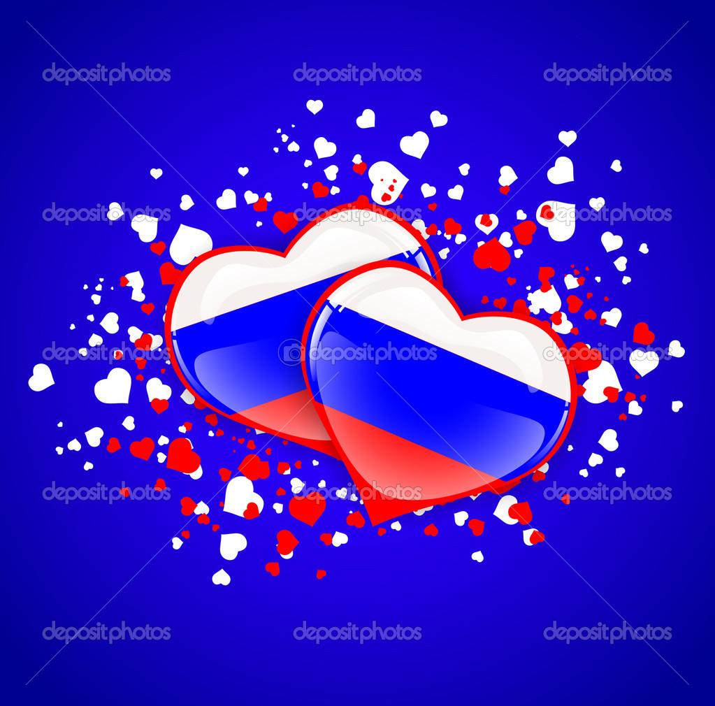Dvě srdce z Ruska