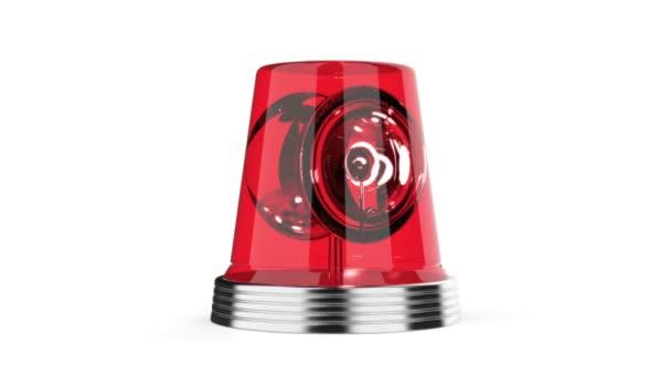 červená svítilna