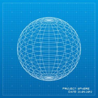 Sphere blueprint