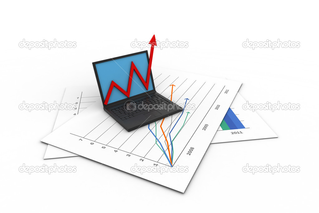 Business graph chart diagram bar successful business concept business graph chart diagram bar successful business concept fotografia por rbhavana ccuart Images