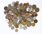 Fotografia vecchie monete