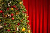 Vánoční dekorace stromků