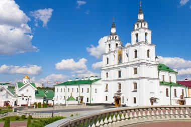 Cathedral of Holy Spirit in Minsk.