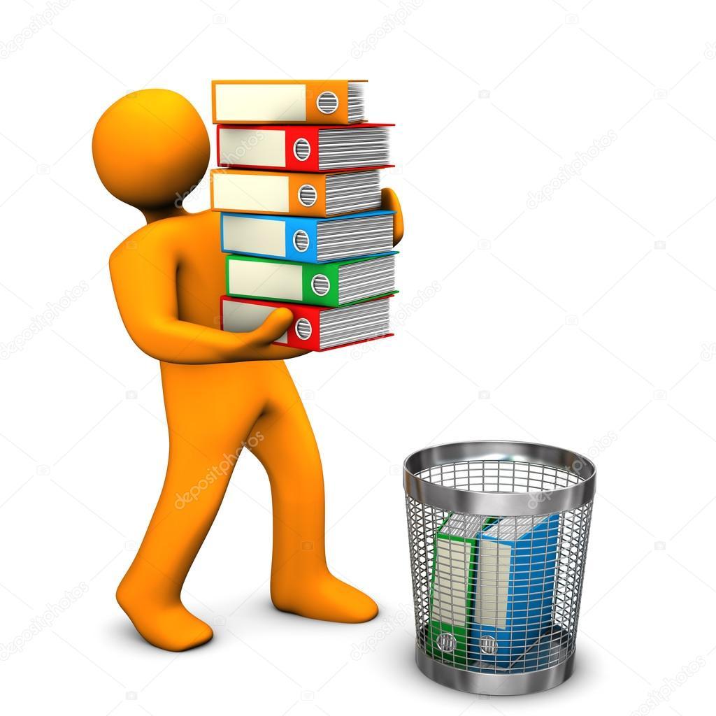 destrucción de documentos — Fotos de Stock © limbi007 ... - photo#48