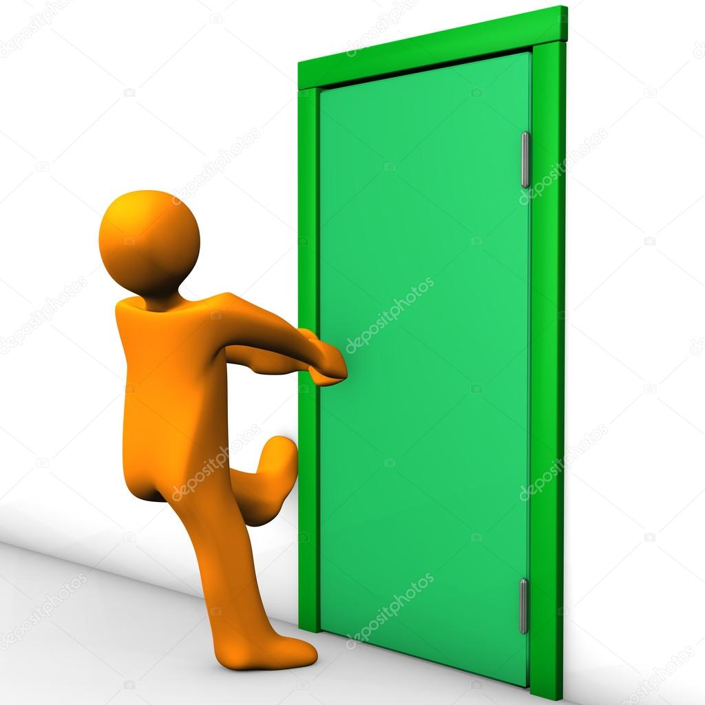 Secured Door u2014 Stock Photo  sc 1 st  Depositphotos & Secured Door u2014 Stock Photo © limbi007 #14157975