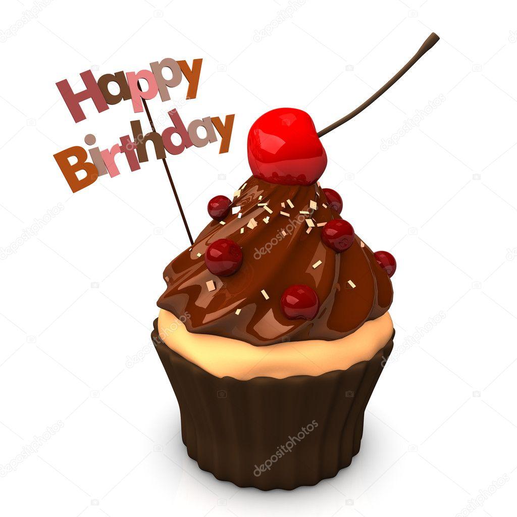 boldog születésnapot csoki Boldog születésnapot csoki torta — Stock Fotó © limbi007 #16340209 boldog születésnapot csoki
