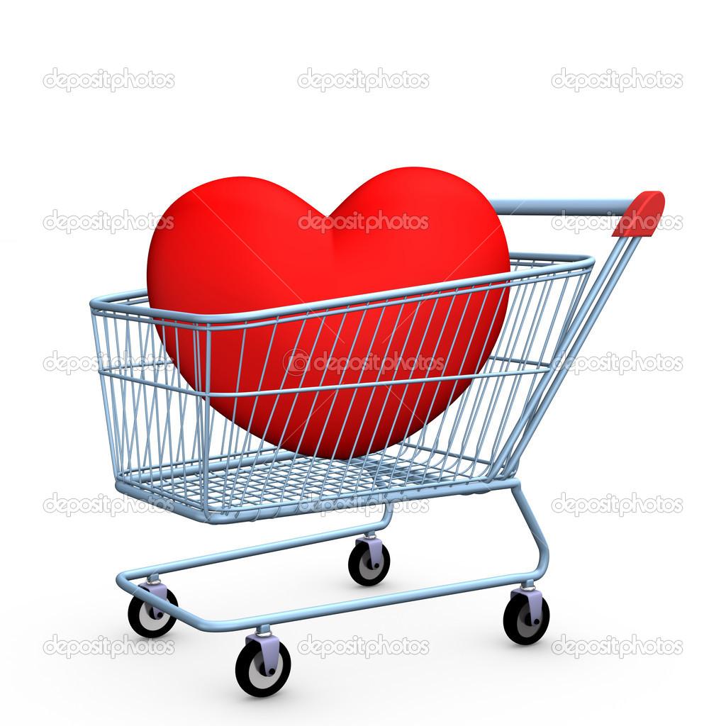 Hrnu se k pokladně,kde se mi zdála nejmenší fronta a cestou zavadím svým košíkem o nákupní vozík jednoho zákazní cinkot něčeho padajícího a můj.