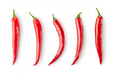 Assorted chili Peppers